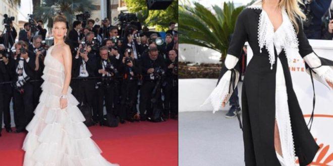 Οι celebrities συνεχίζουν να τιμούν την μόδα στις Κάννες
