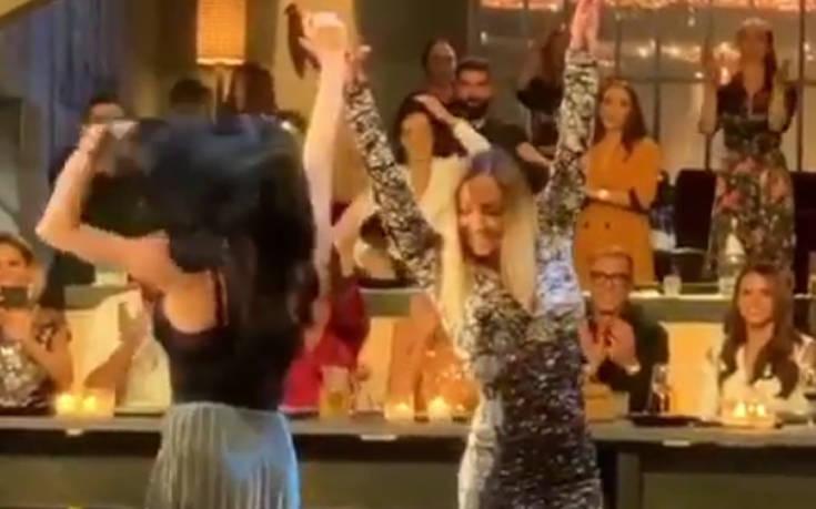 Παόλα και Μελίνα Ασλανίδου θα ξεσηκώσουν το κοινό με το τσιφτετέλι τους – Newsbeast