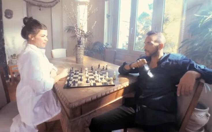 Η Δάφνη Καραβοκύρη πρωταγωνίστρια στο νέο του βίντεο κλιπ – Newsbeast