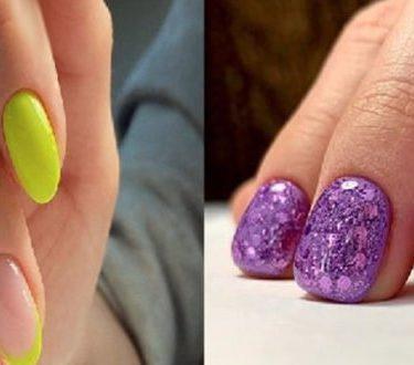 Φτιάξε τέλεια χρωματιστά νύχια μόνη σου! 9 εκπληκτικές ιδέες!