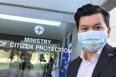 Ο Ορέστης Τσανγκ βοηθά στη μάχη κατά του κορονοϊού με μια δωρεά – Newsbeast
