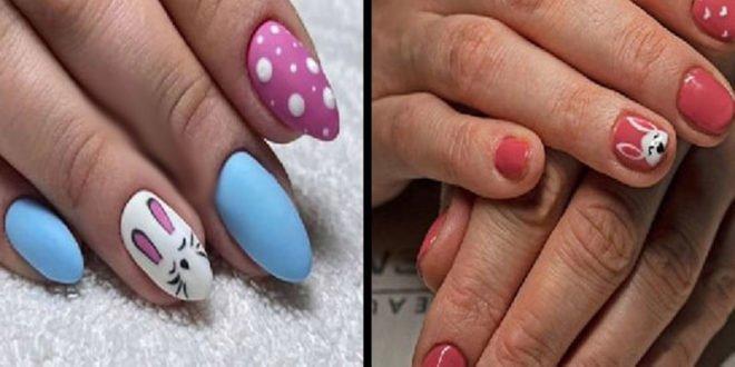 Υπέροχα πασχαλινά σχέδια για τα νύχια σου! Δείτε τα πιο χαριτωμένα μανικιούρ...
