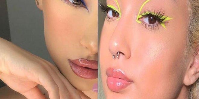 Για τέλεια σχηματισμένα μάτια. 6+3 τρόποι για να φορέσεις το χρωματιστό eyeliner!