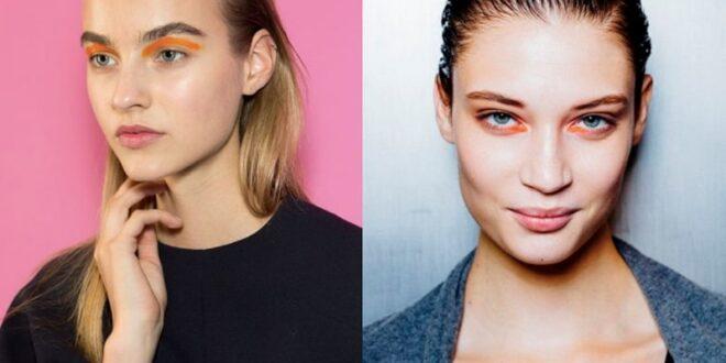 Πορτοκαλί σκιά ματιών. Πώς θα τη φορέσεις και θα λάμψεις;