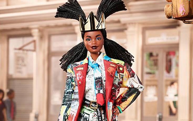 Εμφανίστηκε η ανατρεπτική Basquiat Barbie και… ξεπούλησε – Newsbeast