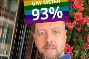 Αναβρασμός στο Instagram για το «Gay meter» που δημοσίευσε ο Μάνος Παπαγιάννης – Newsbeast
