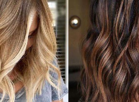 Ανταύγειες στα μαλλιά; Βρες ποιες σου ταιριάζουν ανάλογα με το χρώμα σου!
