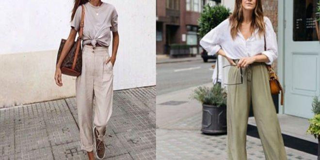 3+1 τρόποι να φορέσεις το φαρδύ παντελόνι σου το καλοκαίρι!