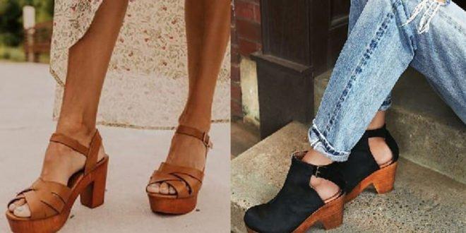 Clogs. Θα τολμήσεις να φορέσεις το πιο αμφιλεγόμενο trend της σεζόν;