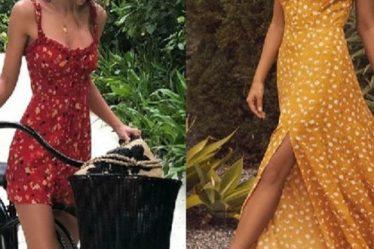 Mini, midi ή maxi φλοράλ φόρεμα; Τα 6 αγαπημένα μας για το καλοκαίρι του 2020!