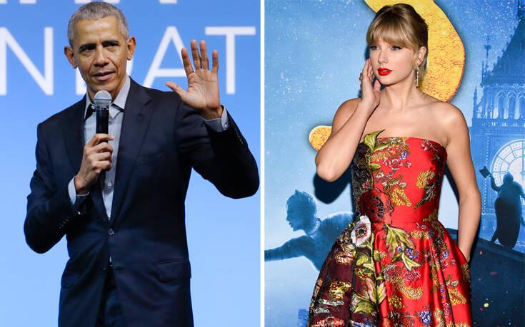 Μπάρακ Ομπάμα και Τέιλορ Σουίφτ στο «Stonewall Day» – Newsbeast