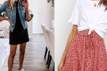Τα 4 πιο εύκολα, casual outfits για το Σαββατοκύριακο!