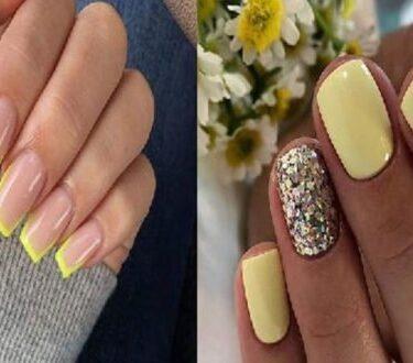 Οι πιο trendy ιδέες για κίτρινα νύχια αυτό το καλοκαίρι!