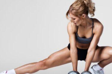 Διαλειμματική άσκηση υψηλής έντασης με αντίσταση σε μόλις 30 λεπτά - BORO από την ΑΝΝΑ ΔΡΟΥΖΑ
