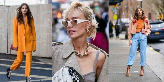 Τα trends που δημιούργησε η εβδομάδα μόδας AW / 20 - BORO από την ΑΝΝΑ ΔΡΟΥΖΑ