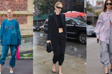 10 outfits που θα αλλάξουν την γνώμη σου για τα joggers - BORO από την ΑΝΝΑ ΔΡΟΥΖΑ