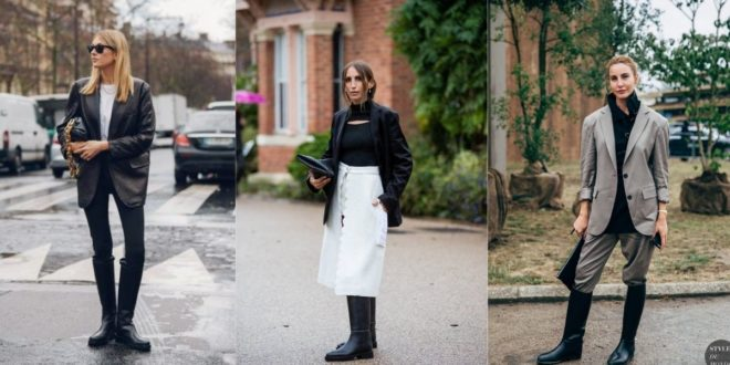 Μπότες ιππασίας : Οι μπότες που θα φορέσουμε όλο το 21! - BORO από την ΑΝΝΑ ΔΡΟΥΖΑ