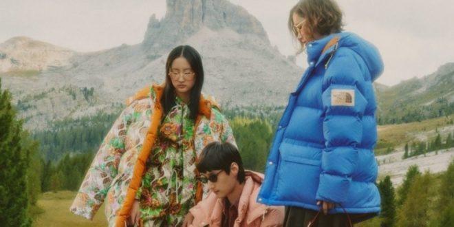 The North Face x Gucci : Η συνεργασία που ξεπέρασε κάθε προσδοκία - BORO από την ΑΝΝΑ ΔΡΟΥΖΑ