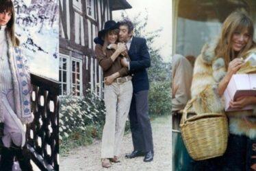 Ντύσου όπως η Jane Birkin αυτον τον χειμώνα - BORO από την ΑΝΝΑ ΔΡΟΥΖΑ