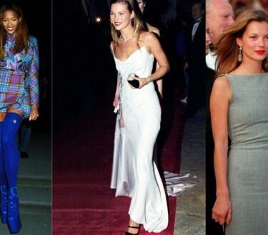Style File: Η χρυσή δεκαετία της Kate Moss - BORO από την ΑΝΝΑ ΔΡΟΥΖΑ