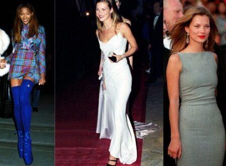 Style File: Η χρυσή δεκαετία της Kate Moss - BORO από την ΑΝΝΑ ΔΡΟΥΖΑ
