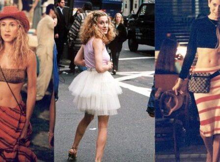 20 iconic outfits της Carrie Bradshaw που όλοι αγαπήσαμε - BORO από την ΑΝΝΑ ΔΡΟΥΖΑ