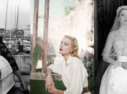 Το iconic style της Grace Kelly μέσα από 20 vintage φωτογραφίες - BORO από την ΑΝΝΑ ΔΡΟΥΖΑ