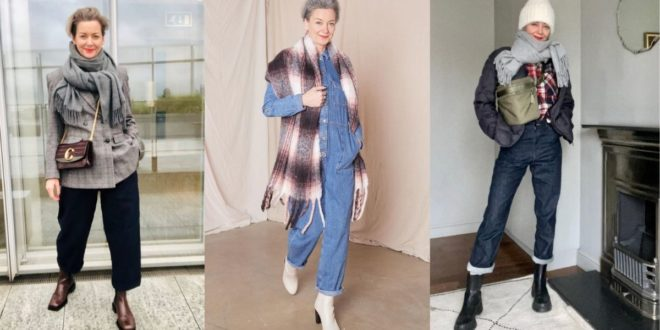 Η 49χρονη Fashion Expert Tracey Lea Sayer, φοράει τα αγαπημένα μας εφηβικά trends ξανά - BORO από την ΑΝΝΑ ΔΡΟΥΖΑ