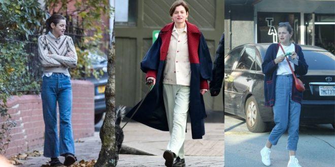 Emma Corrin : Οι καλύτερες street style εμφανίσεις της ηθοποιού που ενσάρκωσε την πριγκίπισσα Νταϊάνα - BORO από την ΑΝΝΑ ΔΡΟΥΖΑ