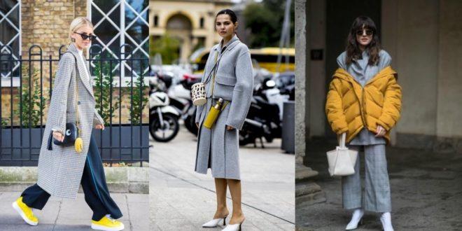 Fashion Trend: 15+1 εμφανίσεις που αποδεικνύουν πως το γκρι είναι το νέο μαύρο - BORO από την ΑΝΝΑ ΔΡΟΥΖΑ