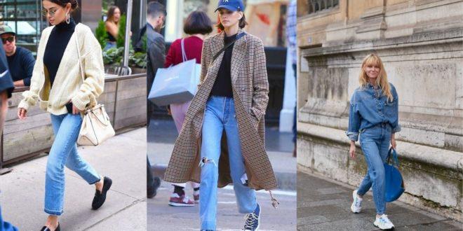 7 trends που φορούν οι influencers με τα αγαπημένα τους τζιν παντελόνια - BORO από την ΑΝΝΑ ΔΡΟΥΖΑ
