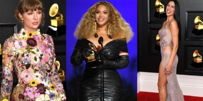 Οι καλύτερες εμφανίσεις της 63ης απονομής των βραβείων Grammy - BORO από την ΑΝΝΑ ΔΡΟΥΖΑ