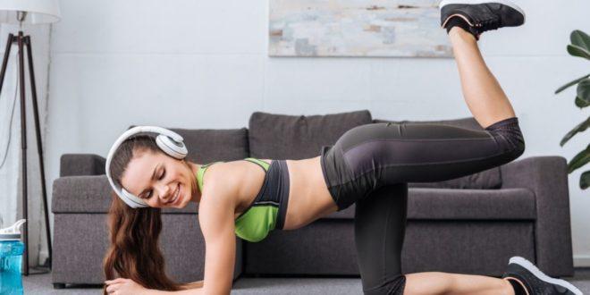 Γυμναστική για καλλίγραμμα πόδια (Μόνο σε 9 λεπτά χωρίς εξοπλισμό) - BORO από την ΑΝΝΑ ΔΡΟΥΖΑ