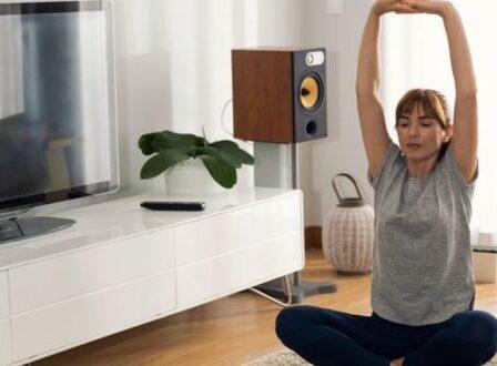 Πρωινή ρουτίνα χαλάρωσης (Διατάσεις μόνο σε 10 λεπτά) - BORO από την ΑΝΝΑ ΔΡΟΥΖΑ