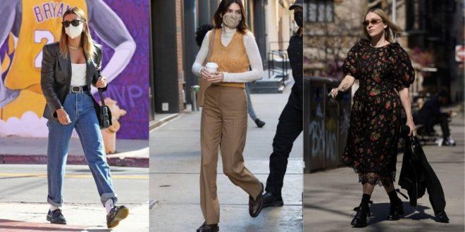 6 αγαπημένες μας stylist celebrities σε απόλυτη ανοιξιάτικη διάθεση - BORO από την ΑΝΝΑ ΔΡΟΥΖΑ