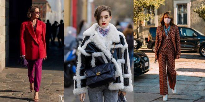 Οι ωραιότερες εμφανίσεις από την εβδομάδα μόδας του Μιλάνο - BORO από την ΑΝΝΑ ΔΡΟΥΖΑ