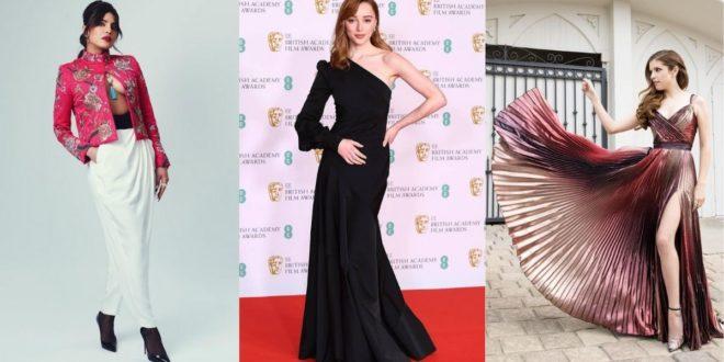 74η Απονομή Βραβείων BAFTA: Οι καλύτερες εμφανίσεις στο κόκκινο χαλί - BORO από την ΑΝΝΑ ΔΡΟΥΖΑ