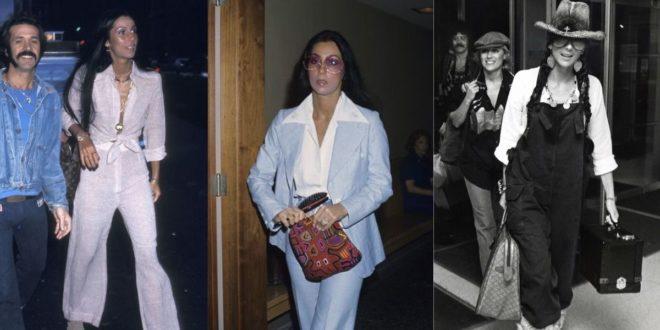 Το αξεπέραστο style της Cher την δεκαετία του 1970 είναι στο σήμερα πιο πολύ από ποτέ - BORO από την ΑΝΝΑ ΔΡΟΥΖΑ