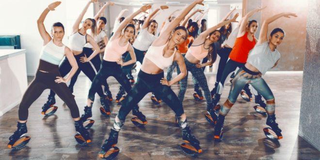 Kangoo Jumps: Δοκιμάστε το νέο πολυαγαπημένο είδος γυμναστικής των celebrities - BORO από την ΑΝΝΑ ΔΡΟΥΖΑ