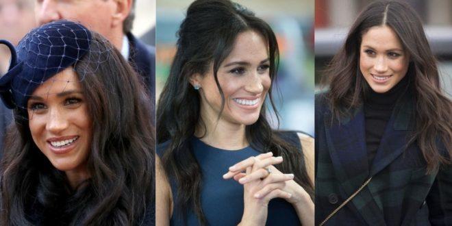 Μέγκαν Μάρκλ: Τα πιο εντυπωσιακά hair και makeup looks - BORO από την ΑΝΝΑ ΔΡΟΥΖΑ