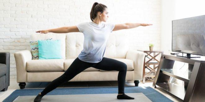 Πρωινή γυμναστική σε μορφή χορού (Μόνο 6 λεπτά, χωρίς εξοπλισμό) - BORO από την ΑΝΝΑ ΔΡΟΥΖΑ