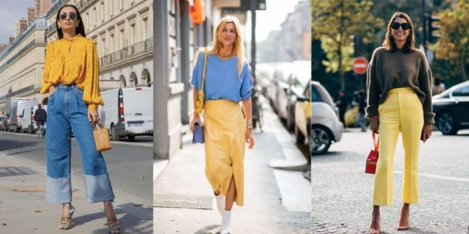 Κίτρινο: Το πιο παιχνιδιάρικο και αισιόδοξο χρώμα που πρέπει να εντάξετε στην γκαρνταρόμπα σας - BORO από την ΑΝΝΑ ΔΡΟΥΖΑ