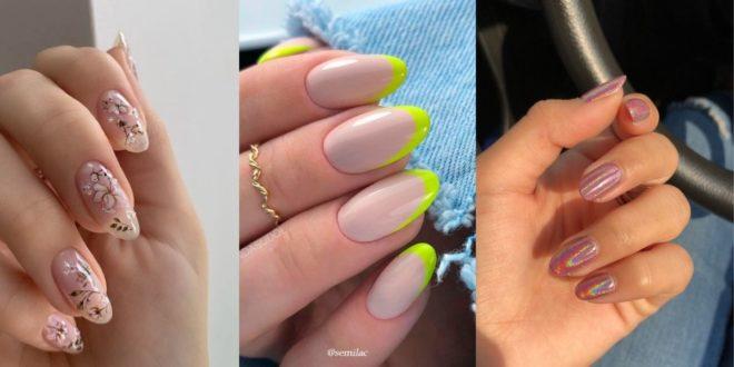 "Nail art: 8 ιδέες για νύχια που θα ""φορεθούν"" το Πάσχα του 2021 - BORO από την ΑΝΝΑ ΔΡΟΥΖΑ"