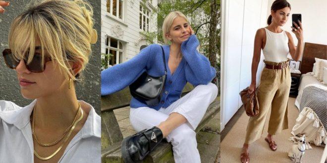 Δώστε στο outfit σας έξτρα κομψότητα με 4 απλούς και οικονομικούς τρόπους - BORO από την ΑΝΝΑ ΔΡΟΥΖΑ