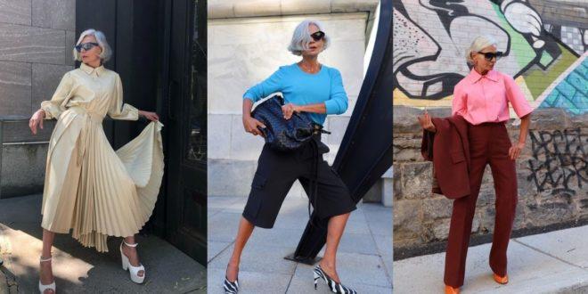 Η 55χρόνη instagrammer Grece Ghanem παραδίδει μαθήματα στιλ. Εσύ θες να μείνεις εκτός; - BORO από την ΑΝΝΑ ΔΡΟΥΖΑ