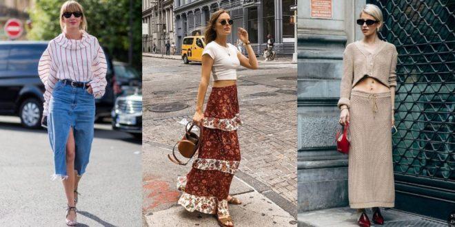 Καλοκαίρι 2021: Αυτά είναι τα 5 Στιλ φούστας που θα φορεθούν πιο πολύ από ποτέ - BORO από την ΑΝΝΑ ΔΡΟΥΖΑ