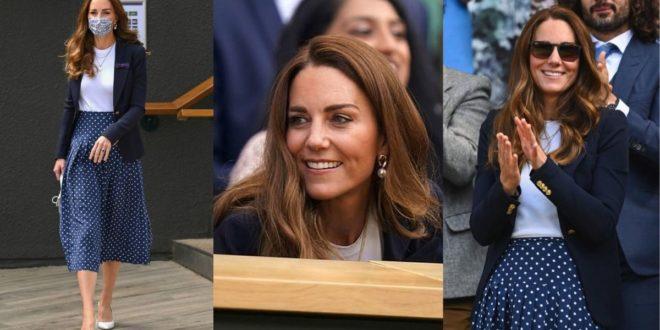 Αντέγραψε το στίλ της Kate Middleton και ανακάλυψε την νέα και απροσδόκητη τάση παπουτσιών - BORO από την ΑΝΝΑ ΔΡΟΥΖΑ