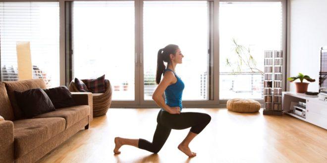 Summer Body: Ασκήσεις για λεπτά και σφριγηλά μπούτια - BORO από την ΑΝΝΑ ΔΡΟΥΖΑ