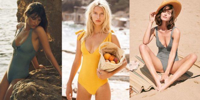 10 ιδέες για να φορέσεις ολόσωμο μαγιό και να είσαι σικ ακόμη και στην παραλία - BORO από την ΑΝΝΑ ΔΡΟΥΖΑ