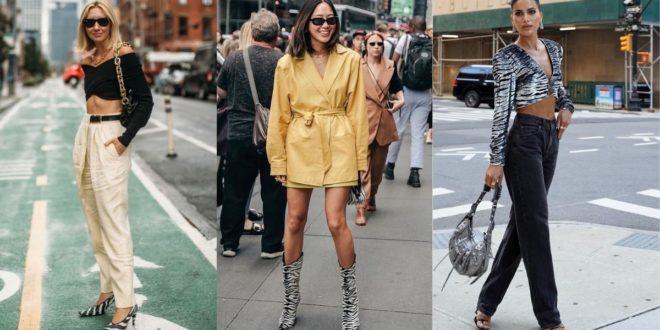 Η Εβδομάδα Μόδας της Νέας Υόρκης επιστρέφει, με τις street style εμφανίσεις να κλέβουν για ακόμα μια χρονιά τις εντυπώσεις - BORO από την ΑΝΝΑ ΔΡΟΥΖΑ